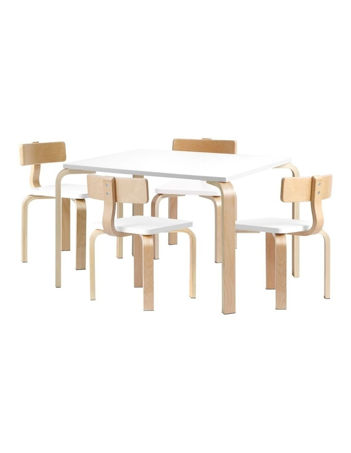 Kids Table and Chair Set Study Desk image 1