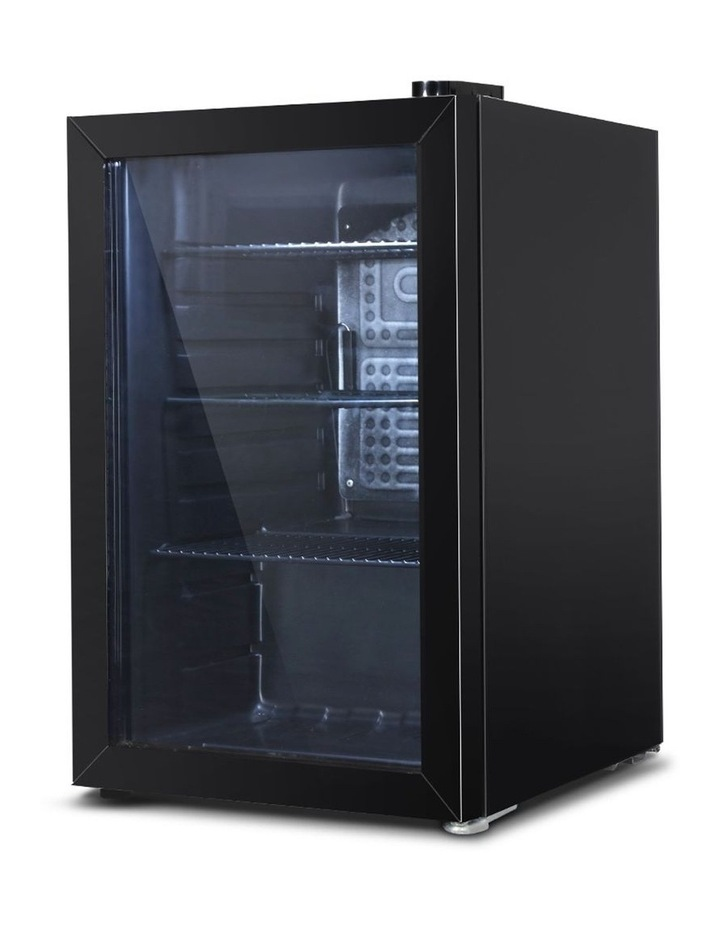 70L Bar Fridge Glass Door image 1