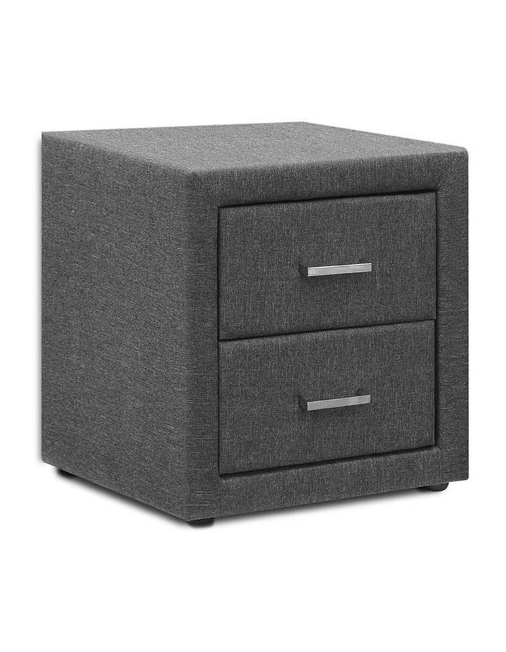 Fabric Bedside Table image 1