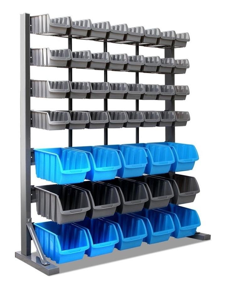 Giantz 47 Bin Storage Shelving Rack image 1