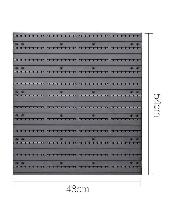 Giantz 44 Bin Wall Mounted Rack Storage Organiser image 2