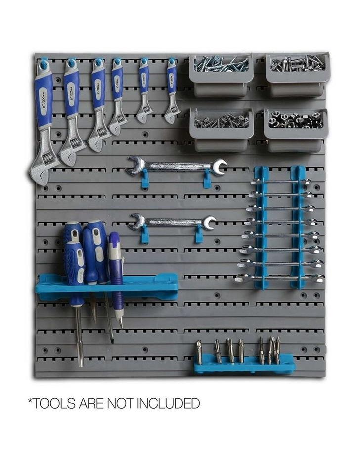 Giantz 44 Bin Wall Mounted Rack Storage Organiser image 5