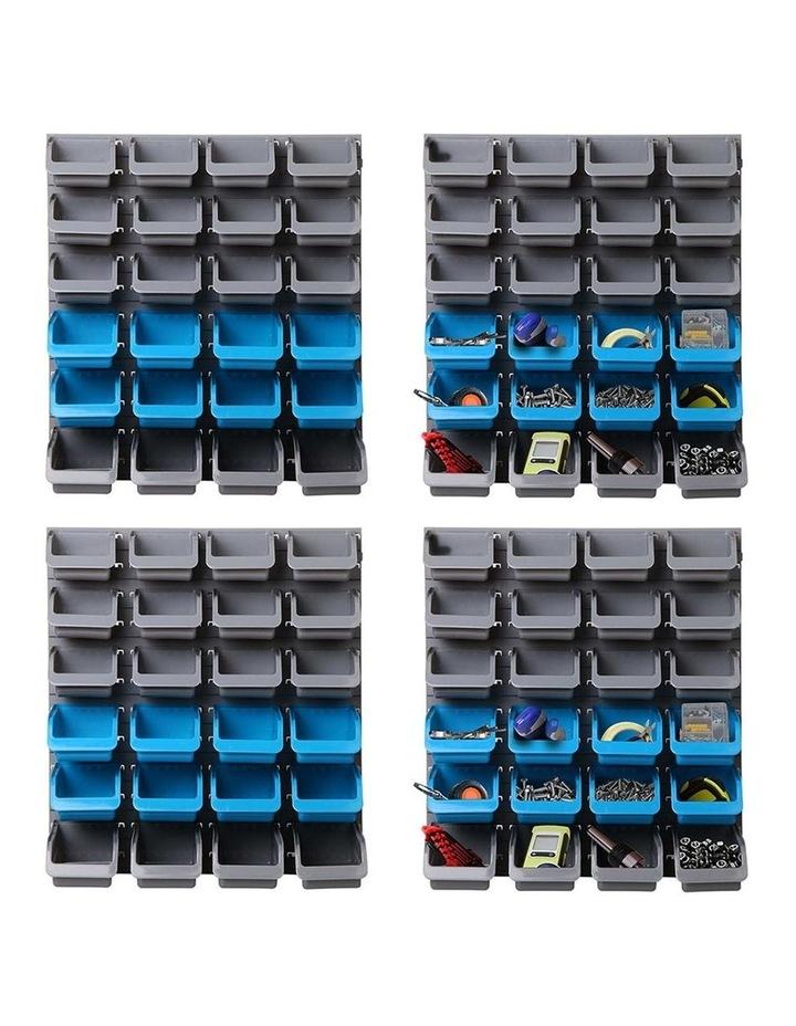 96 Storage Bin Rack image 1
