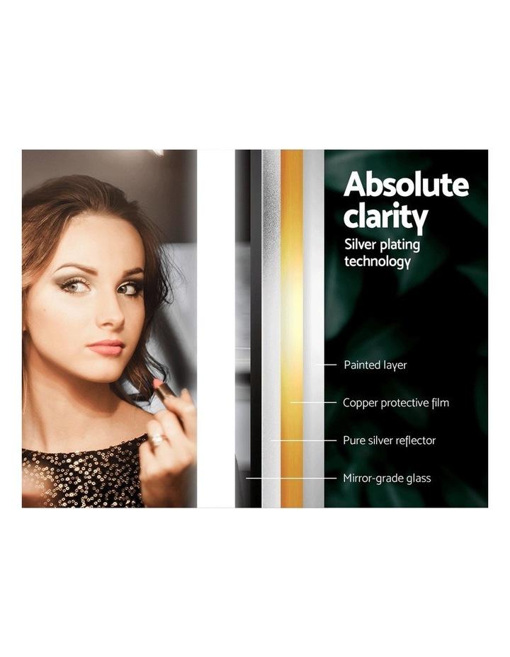 Bathroom Wall Mounted Mirror LED Light Makeup Dressing Vanity 700mm image 5
