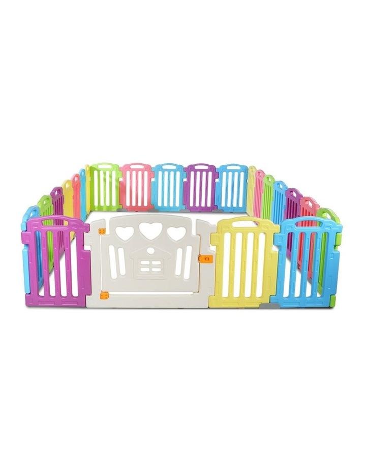 Plastic Baby Playpen image 3