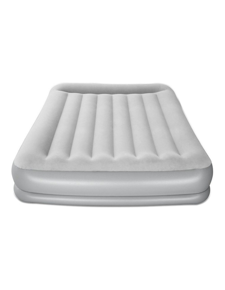 Queen Inflatable Air Bed Mattresses with Built-in Pump image 3