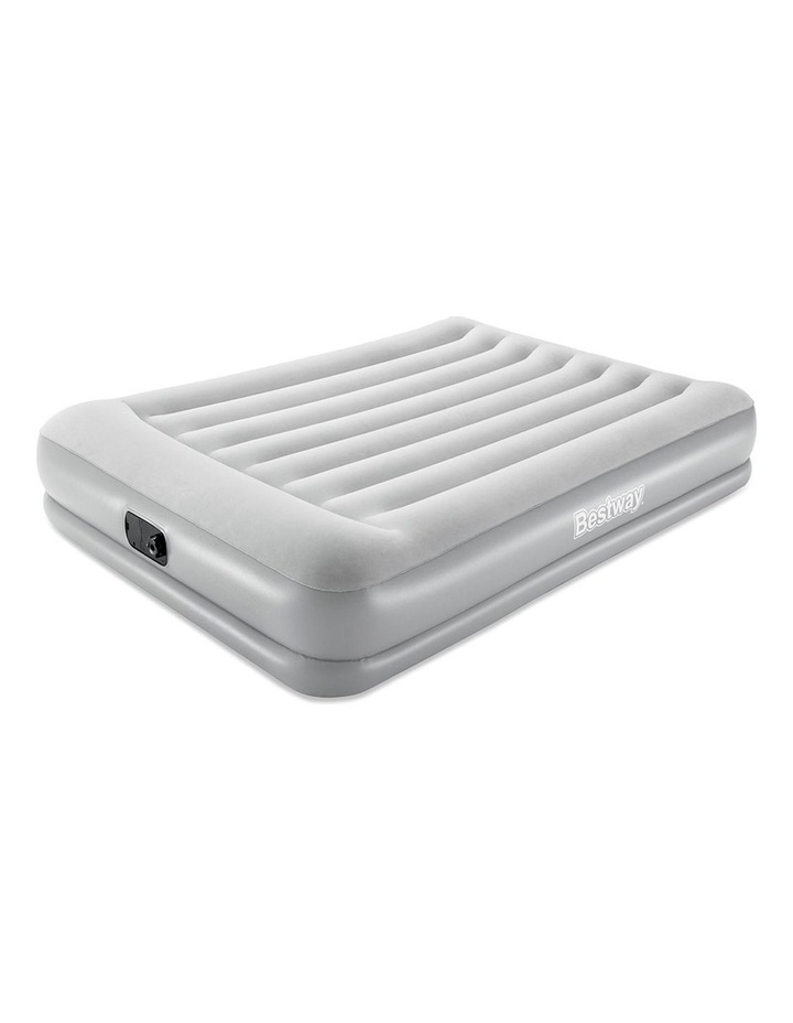 Queen Inflatable Air Bed Mattresses with Built-in Pump image 4