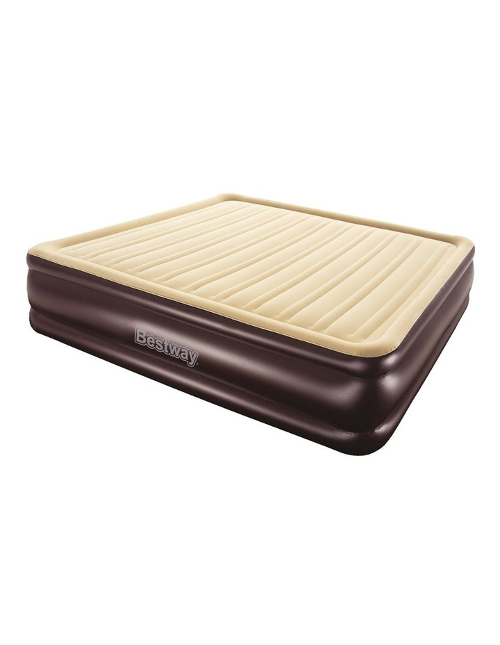 Bestway Queen Air Bed Inflatable Air Beds Mattress Electric image 1
