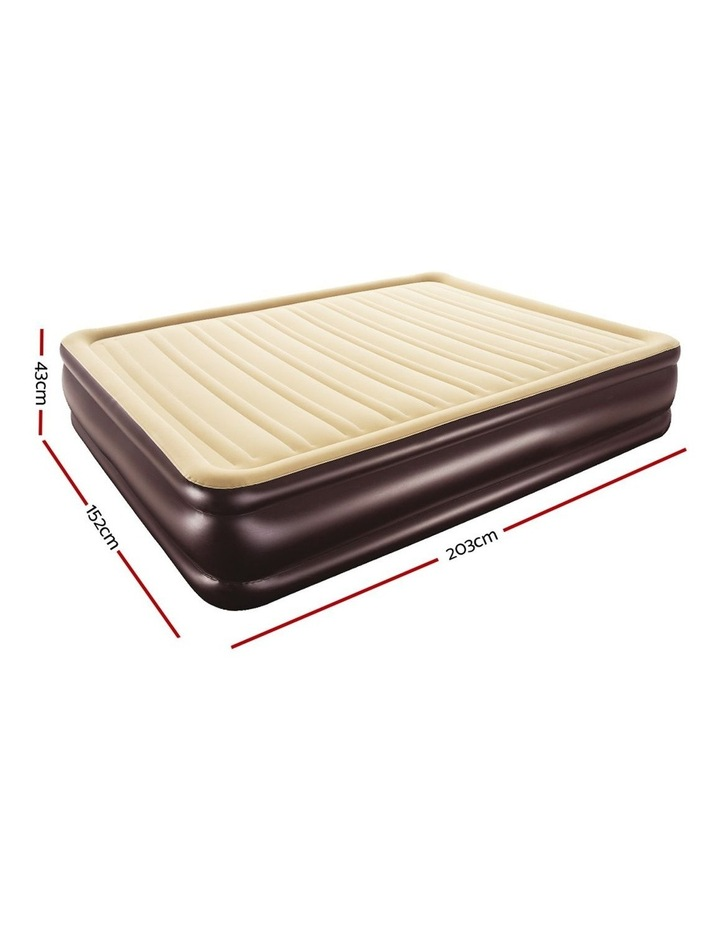 Bestway Queen Air Bed Inflatable Air Beds Mattress Electric image 2