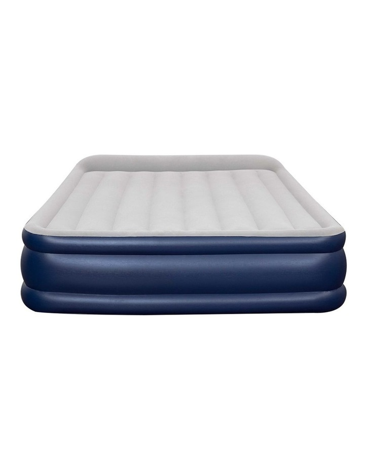 Bestway Queen Air Bed Air Beds Inflatable Mattress Built-in Pump Camping image 3