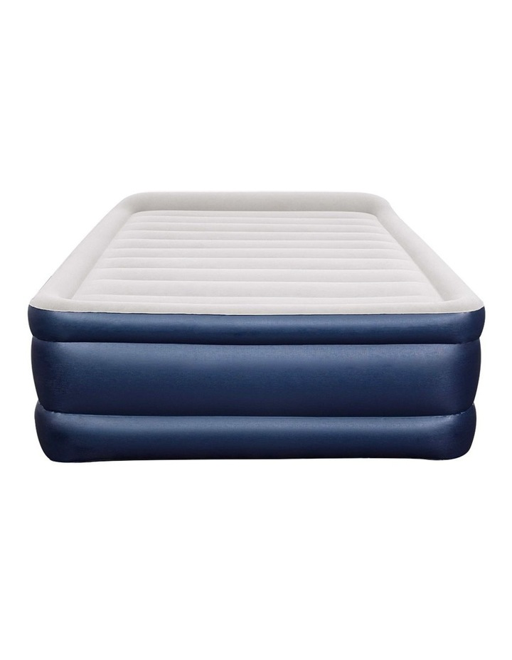 Bestway Queen Air Bed Air Beds Inflatable Mattress TRITECH Airbed Built-in Pump image 3