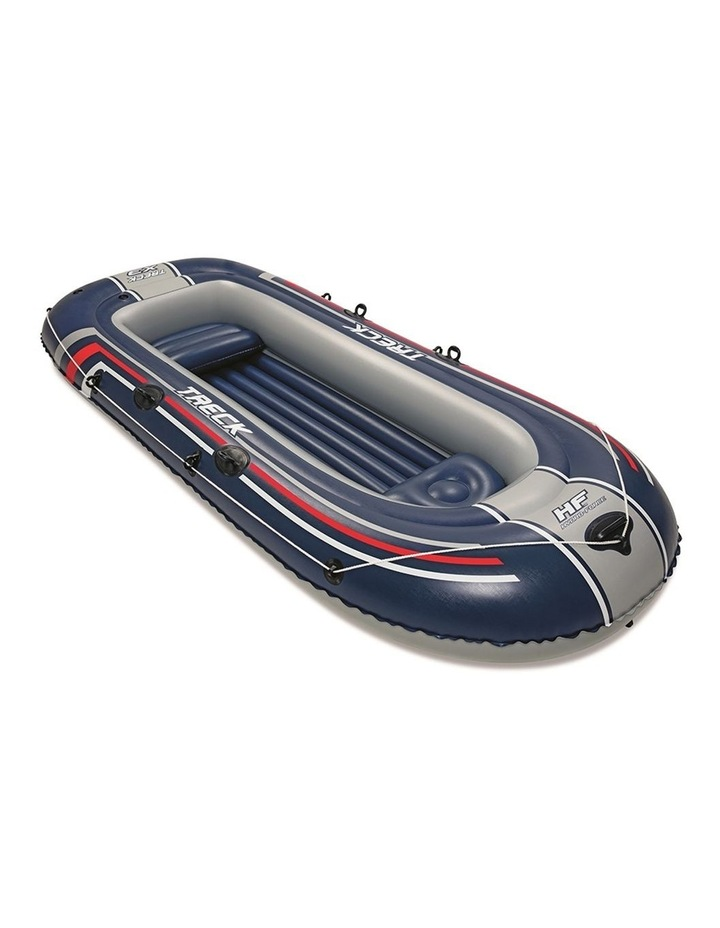 4 Person Inflatable HYDRO-FORCE Boat image 1