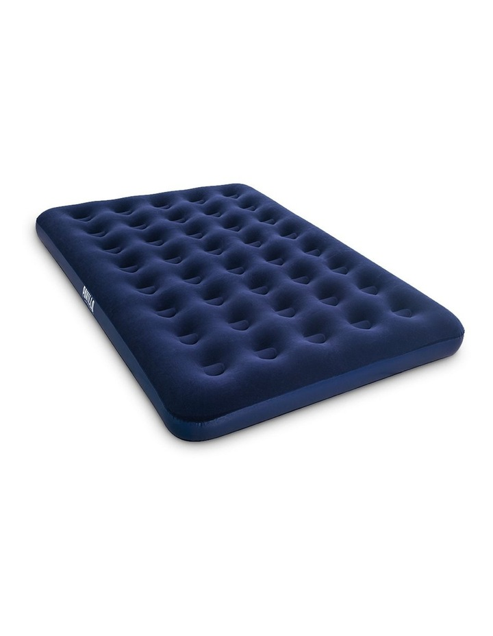 Twin Double Inflatable Air Mattress - Navy image 4
