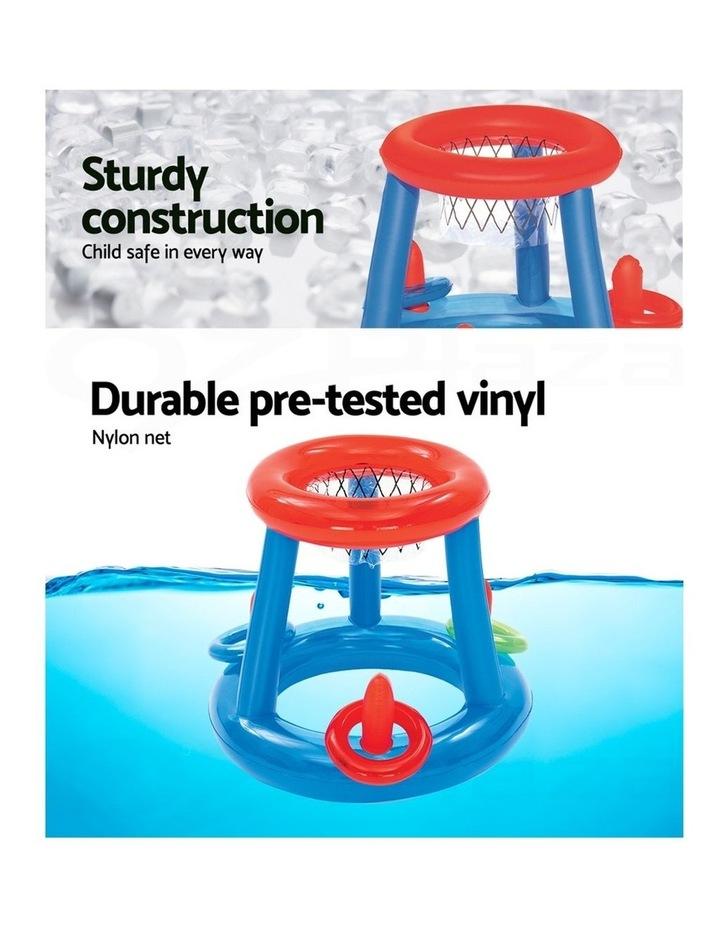 Inflatable Pool Dunk Basketball Hoop Game image 4