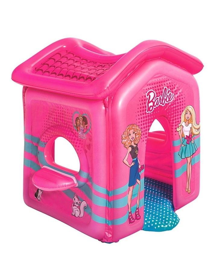 Barbie Malibu Inflatable Indoor Pink Playhouse image 1