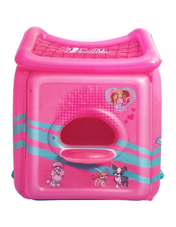 Barbie Malibu Inflatable Indoor Pink Playhouse image 3