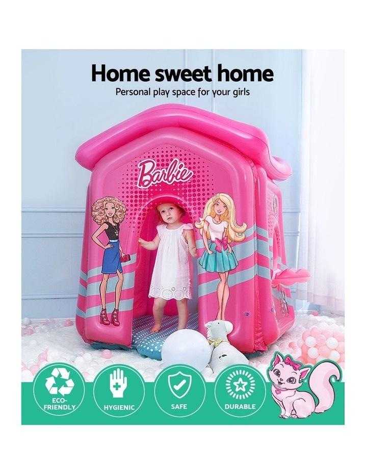 Barbie Malibu Inflatable Indoor Pink Playhouse image 4