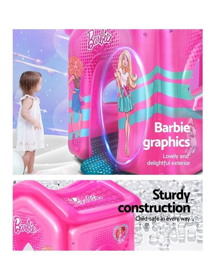 Barbie Malibu Inflatable Indoor Pink Playhouse image 5