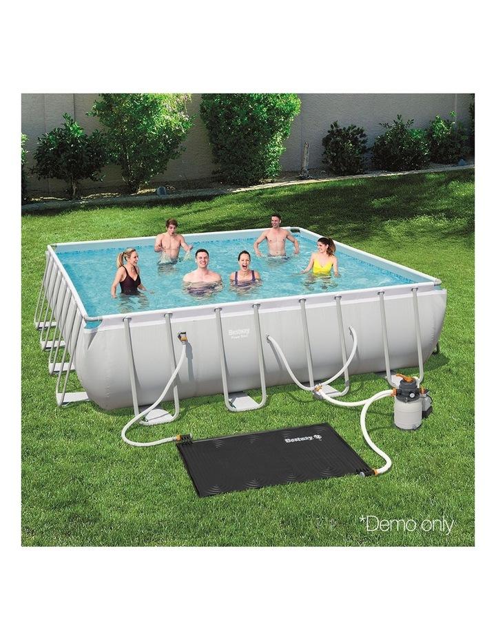 Solar Powered Pool Pad image 3