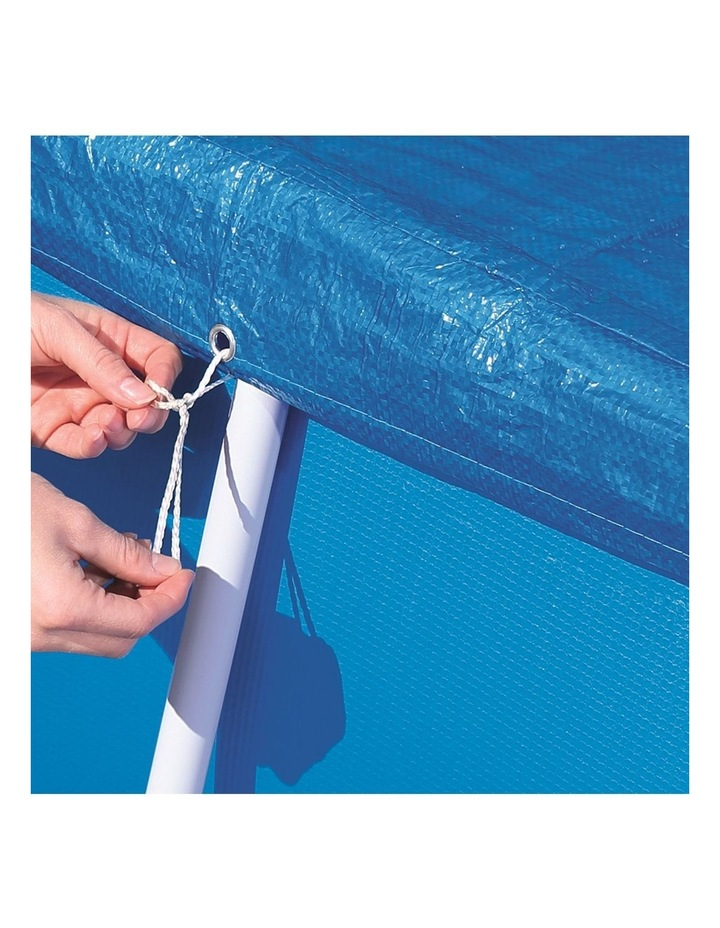 Swimming Pool Cover For 2.59m x1.7m Above Ground Pools image 3