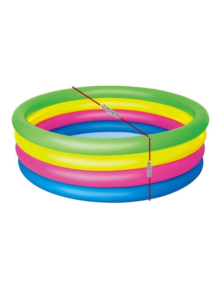 Inflatable Kids Pool Swimming Pools Round Family Pools image 2