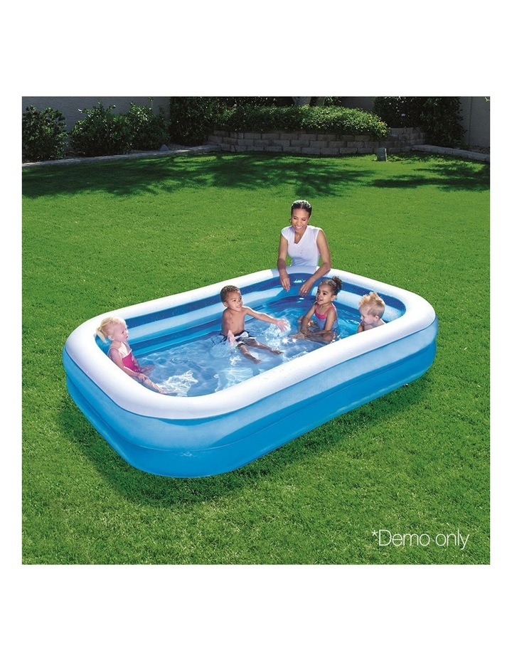 Inflatable Kids Above Ground Swimming Pool image 3