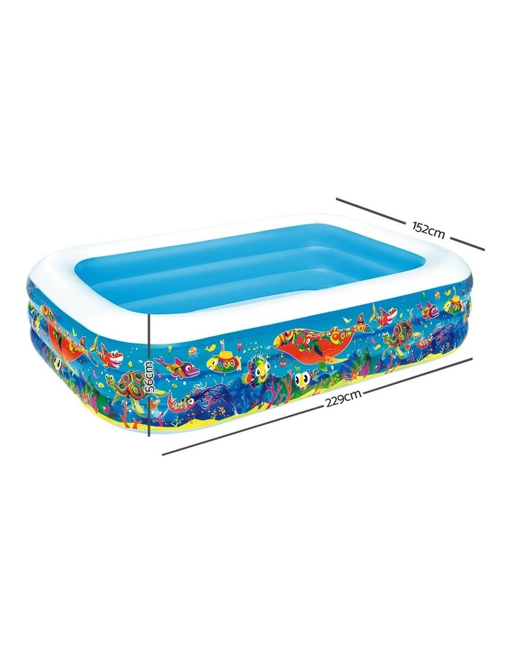 Inflatable Kids Above Ground Swimming Pool image 2