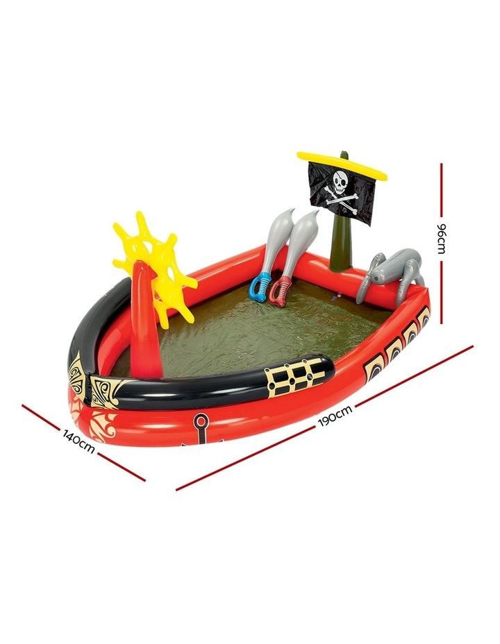 Inflatable KidsPirate Pool Play Pools Fantastic Children Splash Pool image 2