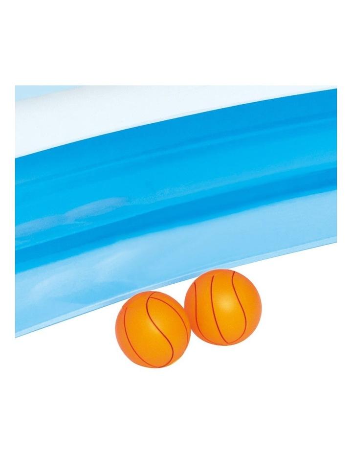 Inflatable Play Pool Kids Pool Swimming Basketball Play Pool image 3