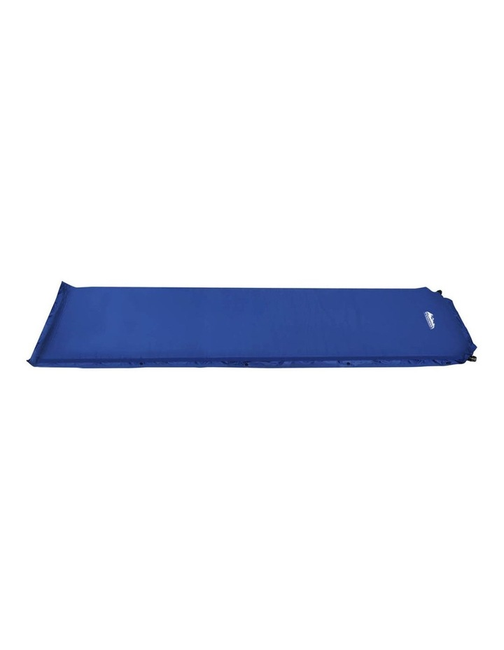 Self Inflating Mattress in Blue image 3