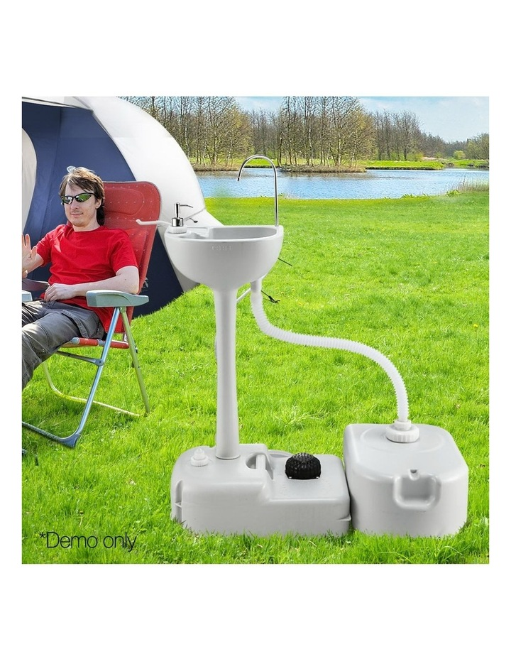 43L Capacity Portable Sink Wash Basin image 3