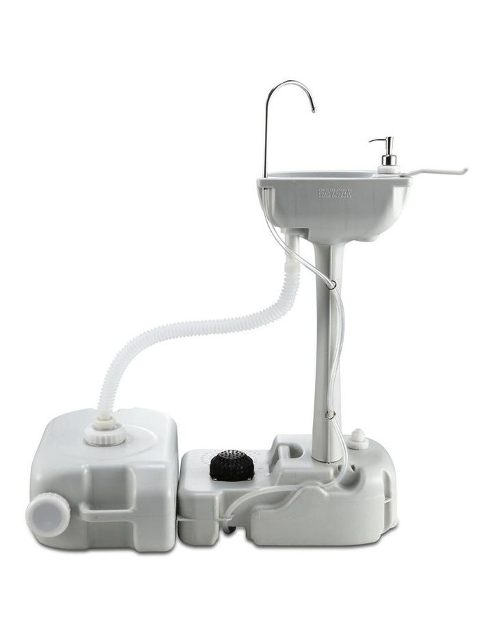 43L Capacity Portable Sink Wash Basin image 4