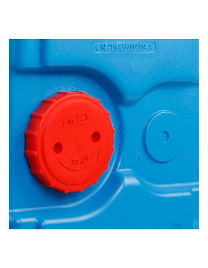 40L Portable Wheel Water Tank - Blue image 5