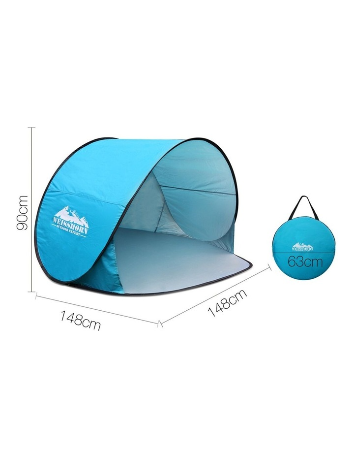 Pop Up Camping Tent Beach Sun Shade Shelter Arch image 2
