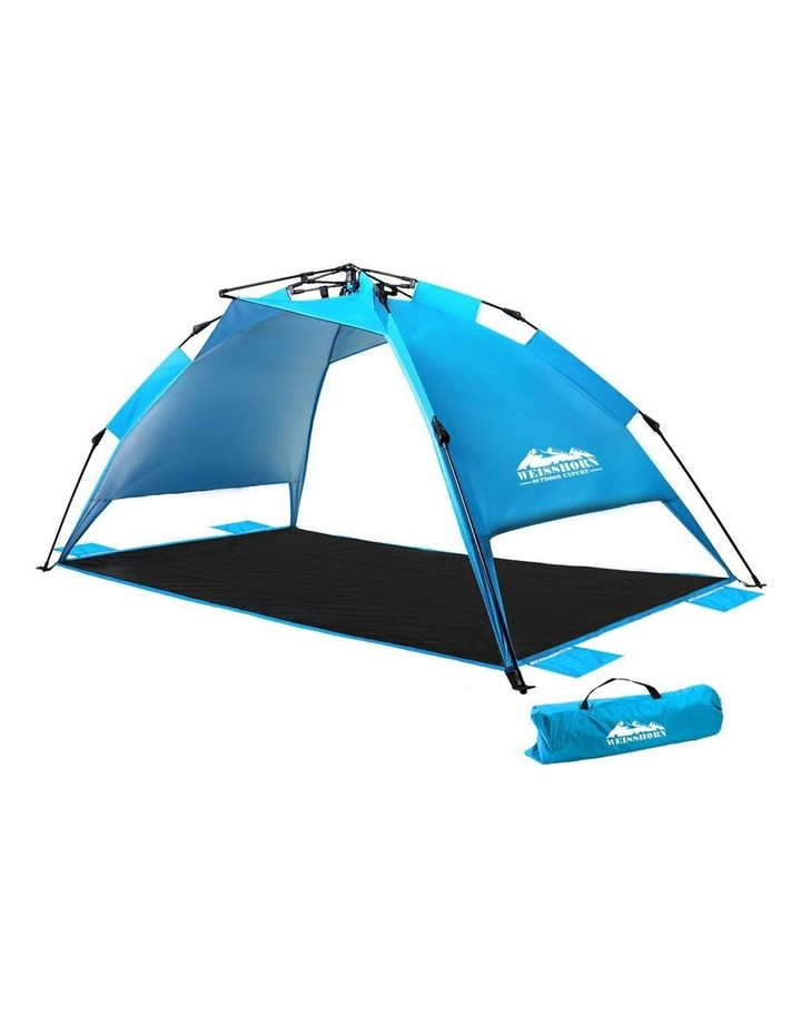 Pop Up Camping Tent Beach Portable Instant Up Hiking Sun Shade Shelter image 1