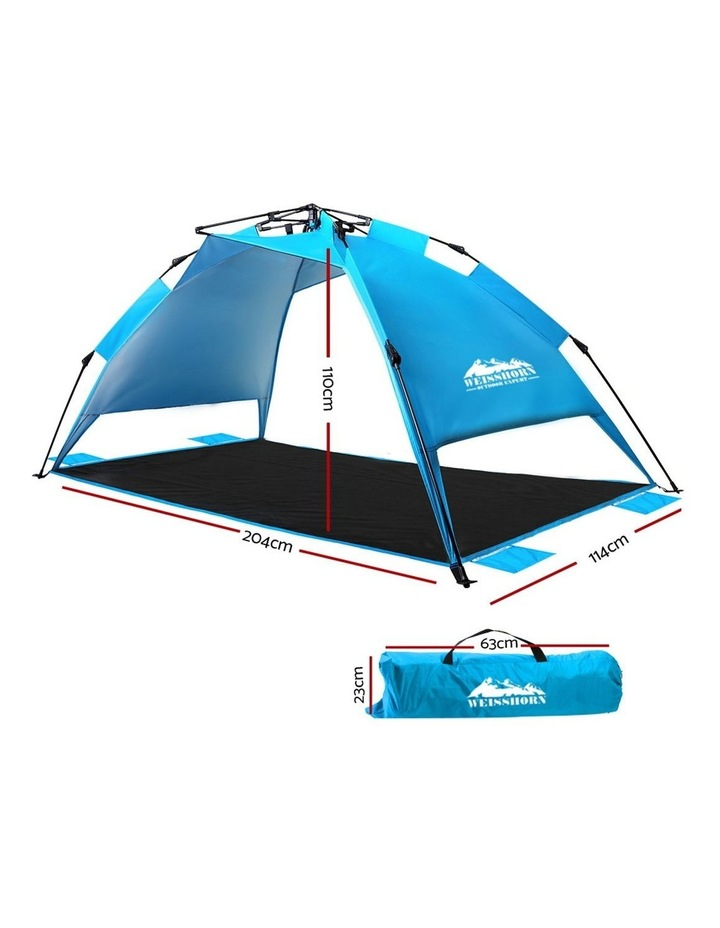 Pop Up Camping Tent Beach Portable Instant Up Hiking Sun Shade Shelter image 2