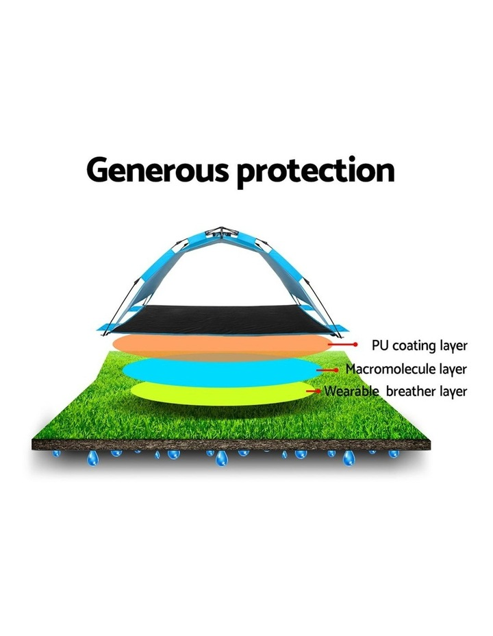 Pop Up Camping Tent Beach Portable Instant Up Hiking Sun Shade Shelter image 4