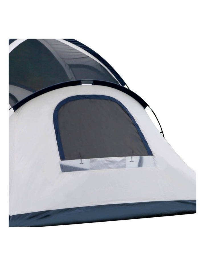 6 Person Family Camping Tent Navy Grey image 6