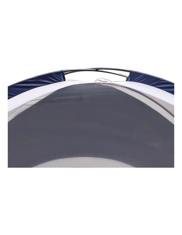 6 Person Family Camping Tent Navy Grey image 7