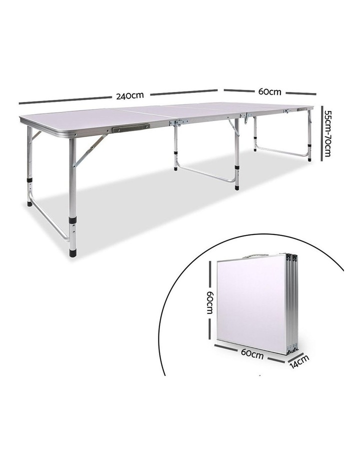 Portable Folding Camping Table image 2