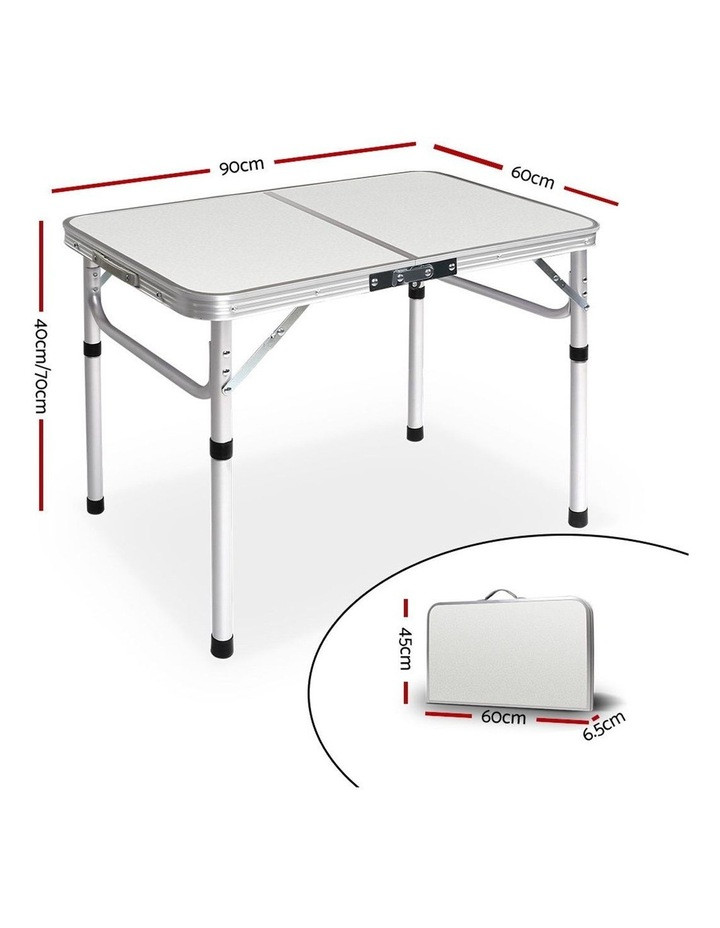 Foldable Kitchen Camping Table image 2