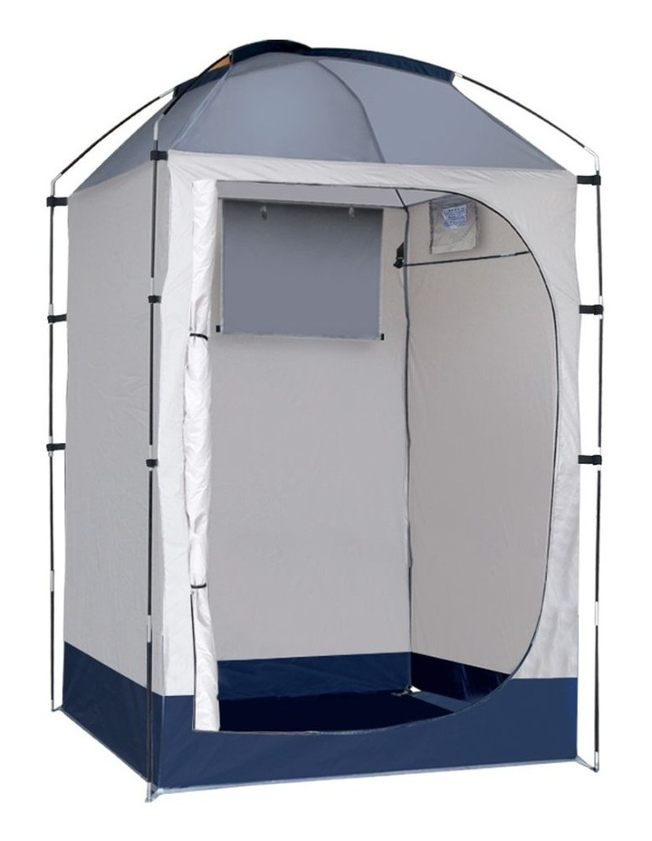 20L Outdoor Portable Toilet Camping Shower Tent Change Room Ensuite image 3