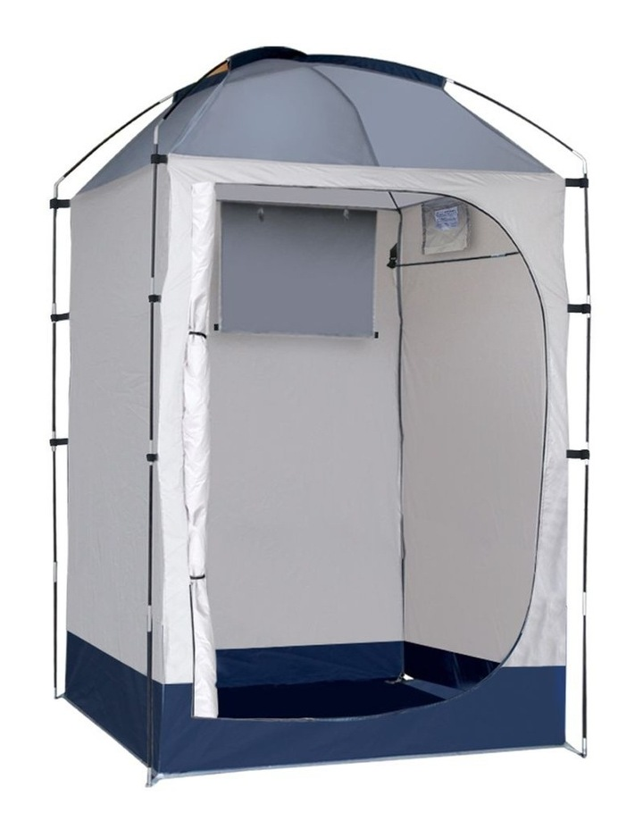 Camping Shower Tent Portable Toilet Outdoor Change Room Ensuite image 3
