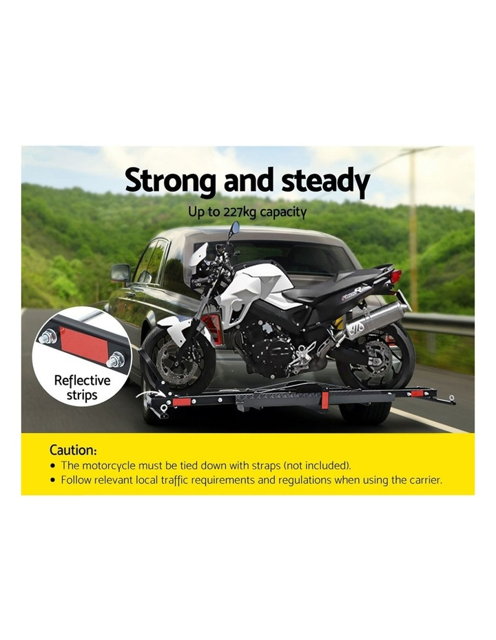Motorcycle Carrier image 4