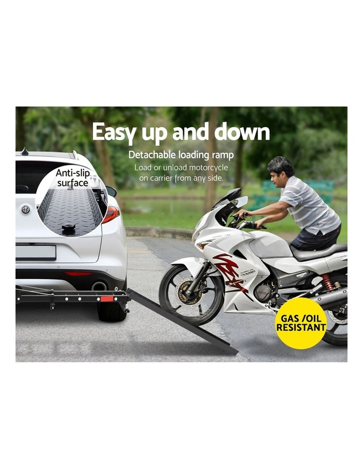 Motorcycle Carrier image 6
