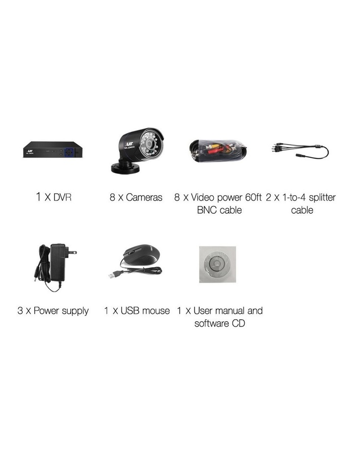 720P 8 Channel Camera image 2