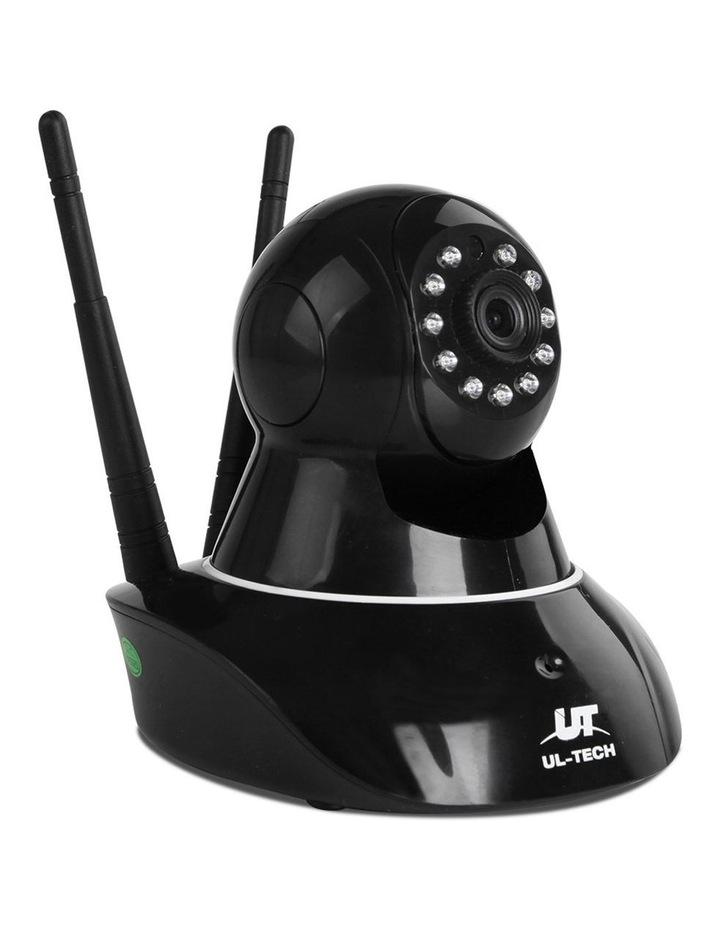 720P WIreless IP Camera - Black image 1