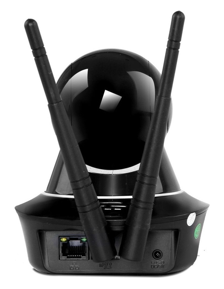 Set of 2 720P WIreless IP Cameras - Black image 3