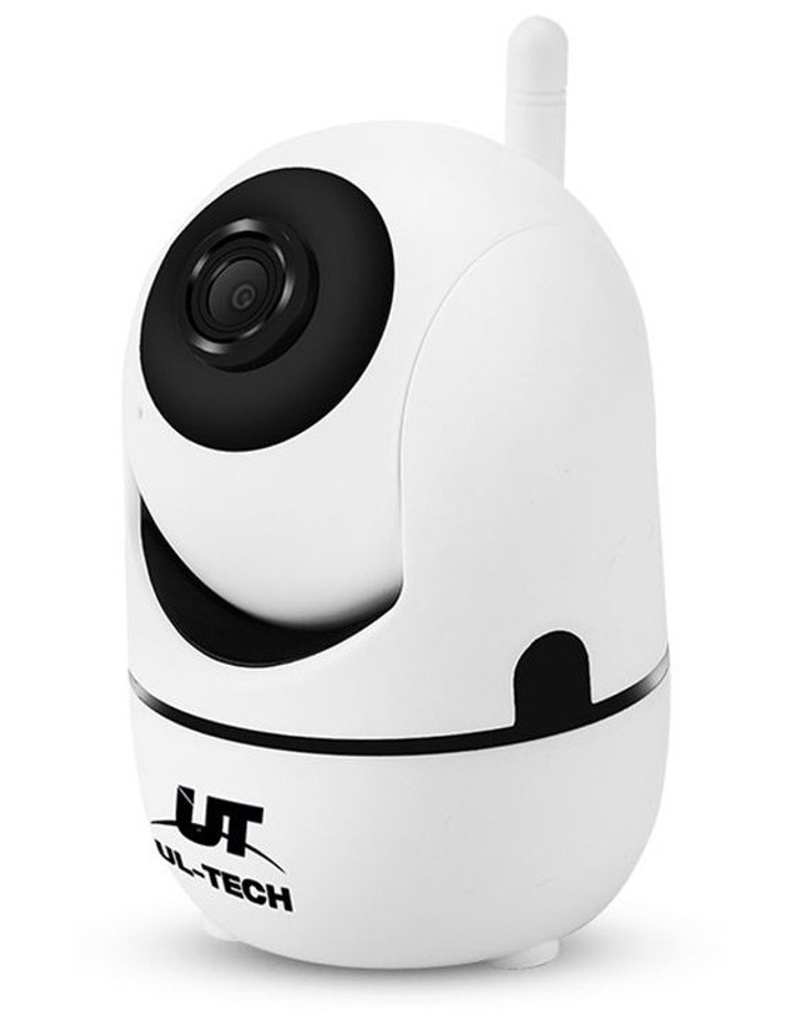 1080P Wireless IP Camera CCTV Security System Baby Monitor White image 3