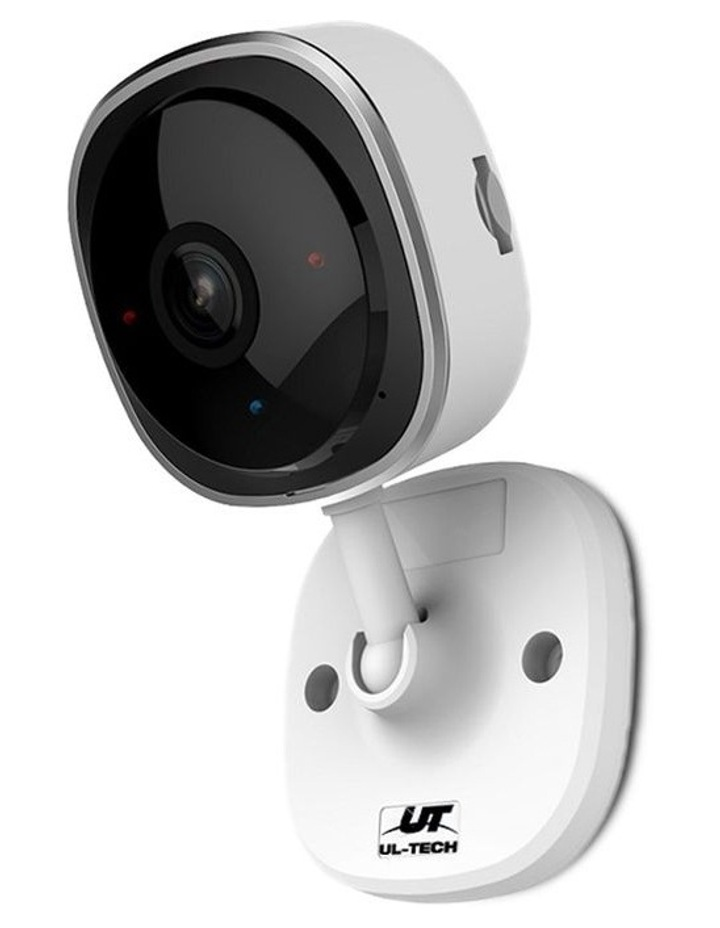 1080P Wireless IP Eye Camera CCTV Security System Baby Monitor White image 2